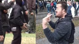 Protestujúcim, ktorí útočili na políciu, hrozia drakonické tresty