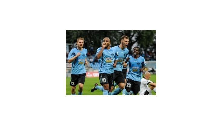 FC Nitra - Spartak Trnava 1:3