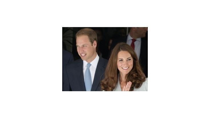 Princ William s Catherine zažalovali magazín pre fotky z dovolenky