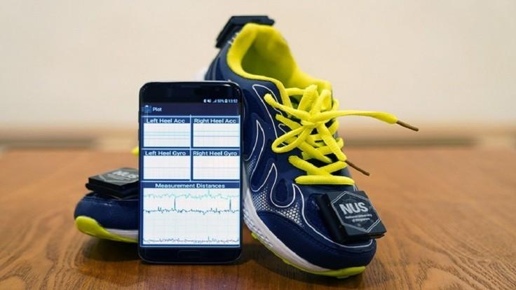 Nositeľné senzory pre analýzu chôdze môžu ušetriť návštevu kliniky
