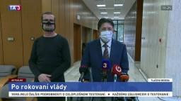 Brífing ministra J. Budaja aj o more ošípaných na Slovensku