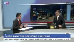 HOSŤ V ŠTÚDIU: Redaktor T. Verníček o lockdowne v Česku