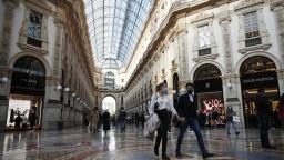 Lombardsko chce opäť zákaz vychádzania, situáciu však zatiaľ zvláda