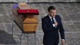 Učiteľ, na ktorého sa nezabúda. Zavraždeného si uctil i Macron