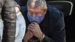 Policajti z NAKA zadržali špeciálneho prokurátora Kováčika