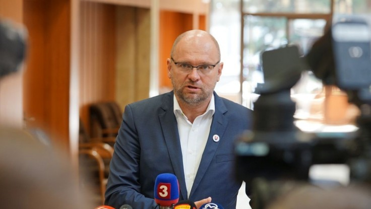 Na krízovom štábe sa črtá dohoda, prezradil Sulík v parlamente