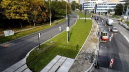 Električkovú trať zmodernizovali, pomohli peniaze z Európskej únie