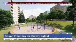 Banská Bystrica dostala milióny, opraví zdevastované vnútrobloky