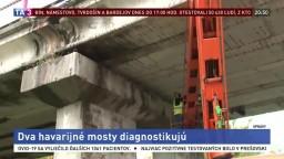 Obavy v Banskej Bystrici, poškodené mosty môžu ohroziť ľudí