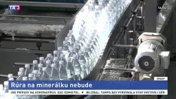 Rúra na minerálku nebude. Slováci po rokoch vyhrali súdny spor