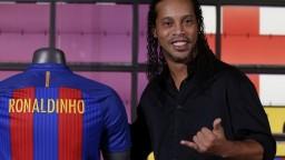Ronaldinho informoval o svojom zdravotnom stave, cíti sa dobre