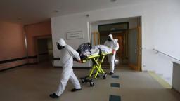 V Brne vzniká záložná nemocnica. Fungovať bude po naplnení kapacít