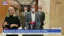 TB I. Matoviča, J. Naďa a M. Krajčího o celoplošnom testovaní
