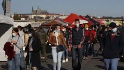 V Česku zaznamenali najvyšší pondelňajší nárast prípadov