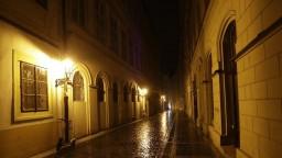 Spolupracovník TA3 D. Vozdecký o zákaze nočného vychádzania v Česku