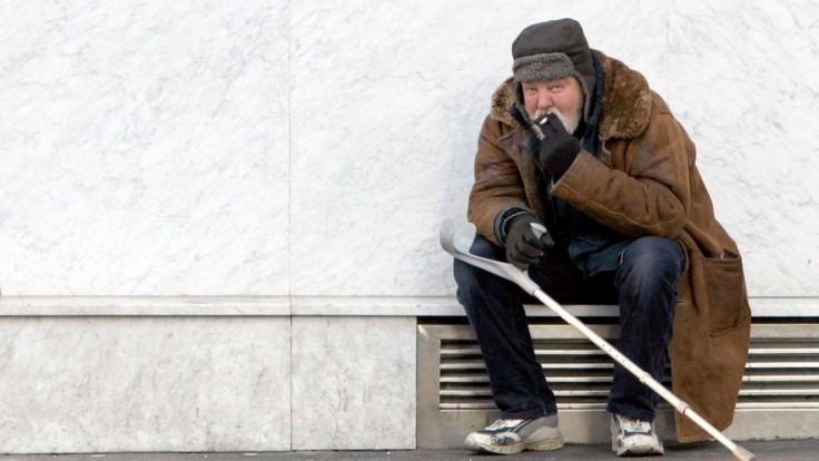 Veľkého testovania sa majú zúčastniť i bezdomovci. Je tu problém
