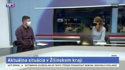 ŠTÚDIO TA3: P. Revús problémoch nemocníc v Žilinskom kraji