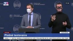 TB predsedu vlády I. Matoviča o mimoriadnej odmene pre zdravotníkov