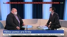 HOSŤ V ŠTÚDIU: Výkonný riaditeľ PAS P. Serina o štátnej pomoci