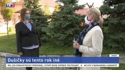 Psychologička H. Ševčíková o netradičných tohtoročných dušičkách