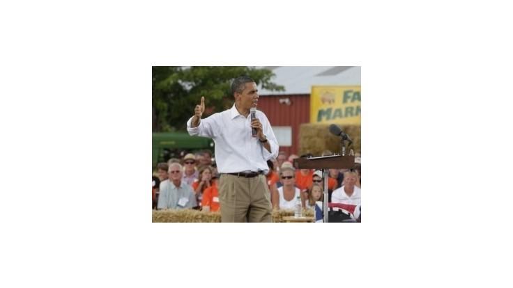Slováci by v Bielom dome chceli Obamu, nie Romneyho