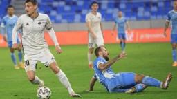 Slovan doma zaváhal, Trenčín sa dočkal druhej ligovej výhry
