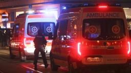 Teroristický útok v centre Viedne. Došlo k prestrelkám, hlásia obete