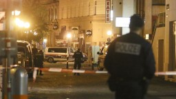 Terorista udrel hneď vedľa reštaurácie, kde večerala Slovenka