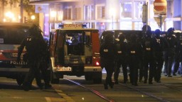 Po teroristickom útoku vo Viedni hlásia aj zranenú Slovenku