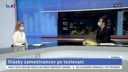 HOSŤ V ŠTÚDIU: R. Lichnovská o povinnostiach zamestnancov po testovaní