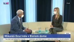 M. Dzurinda o historickej návšteve vtedajšieho prezidenta USA