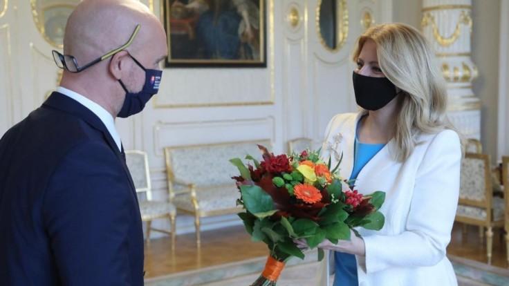 Gröhling predstavil prezidentke reformu školstva. Solídny základ, reaguje