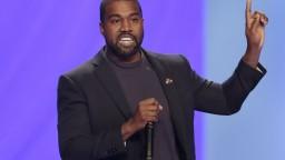 Šéfom Bieleho domu chce byť i raper Kanye West. Volil sám seba