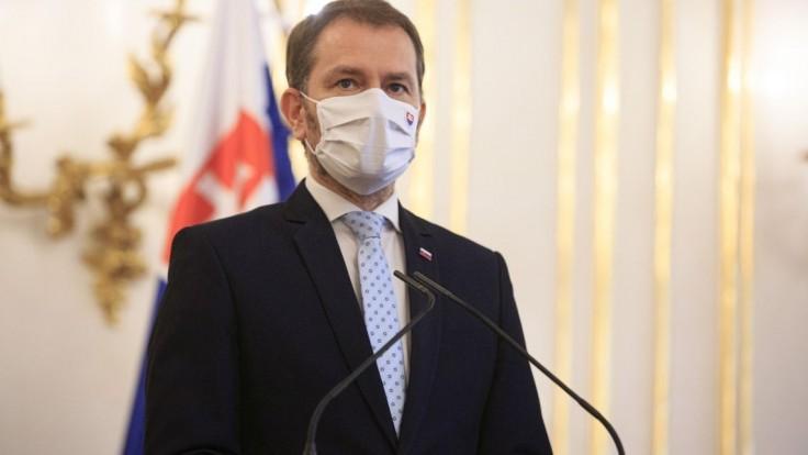 Premiér Matovič je v karanténe, bol v kontakte s nakazeným