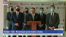 TB predsedu Smeru-SD R. Fica o rozklade právneho štátu
