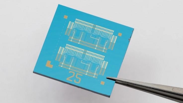 2D materiál pomáha spracovať a ukladať dáta ako ľudský neurón