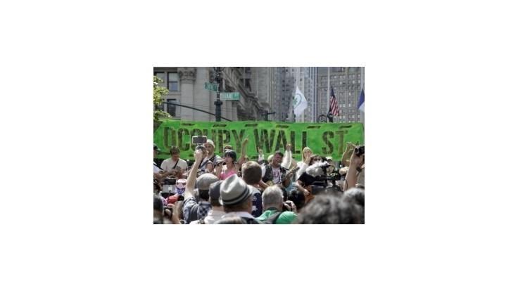 Occupy Wall Street oslávi 1. výročie masovou demonštráciou