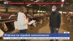 Predseda družstva P. Ježo k možnému ohrozeniu starostlivosti o zvieratá