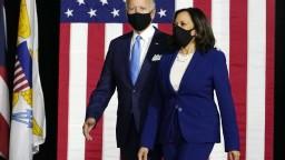 Spojené štáty majú prvú viceprezidentku. Kto je Kamala Harrisová