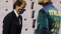 Tréner Mancini je pozitívny, musí zostať v izolácii