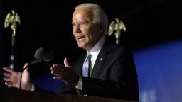 Biden vystúpil s prejavom: Nastal čas uzdraviť a zjednotiť Ameriku