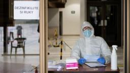 Vírusu podľahli ďalší ľudia. Testovali menej, zistili stovky prípadov