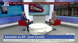 V TA3 predstavujeme kandidátov na GP. Kto je Jozef Čentéš