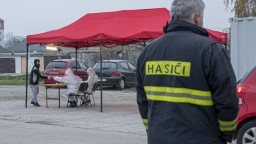 V zelených okresoch budú bezplatne testovať hasičskí záchranári