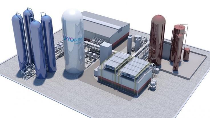 Úložisko CRYOBattery bude skladovať energiu ako kvapalný vzduch