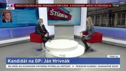 Kováčik už nie je mojím šéfom, tvrdí kandidát na GP Ján Hrivnák