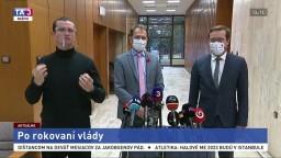 TB I. Matoviča a M. Krajčího o núdzovom stave i financovaní VšZP