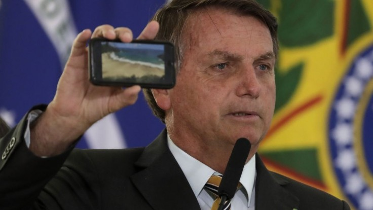 Namiesto gratulácie ostrá kritika. Bolsonaro sa pustil do Bidena