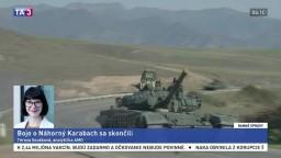 Za bojmi dali bodku. Aká je podľa analytičky situácia v Karabachu?