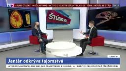 ŠTÚDIO TA3: Evolučný biológ a paleontológ A. Čerňanský o albanerpetontidoch